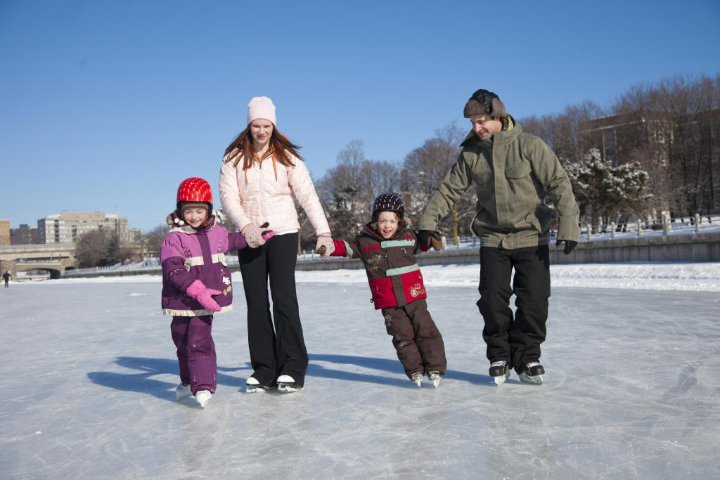 Skating Event - Not just for families!