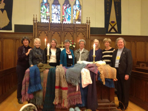 Fairlawn Avenue United Church » Prayer Shawl Ministry