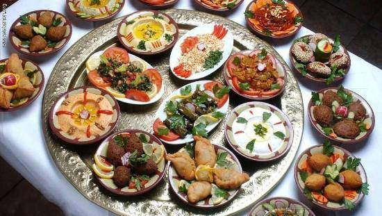 Alsadaka. The Friendship Dinner