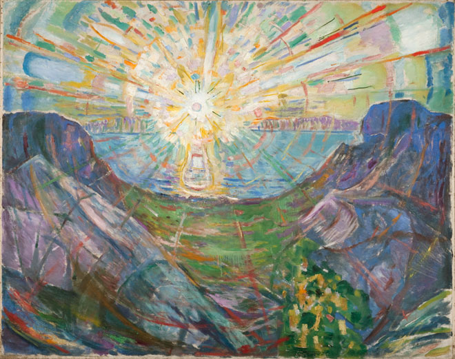 """Mystical Landscapes at the AGO - """"Art Talk"""" Lecture and Exhibit"""