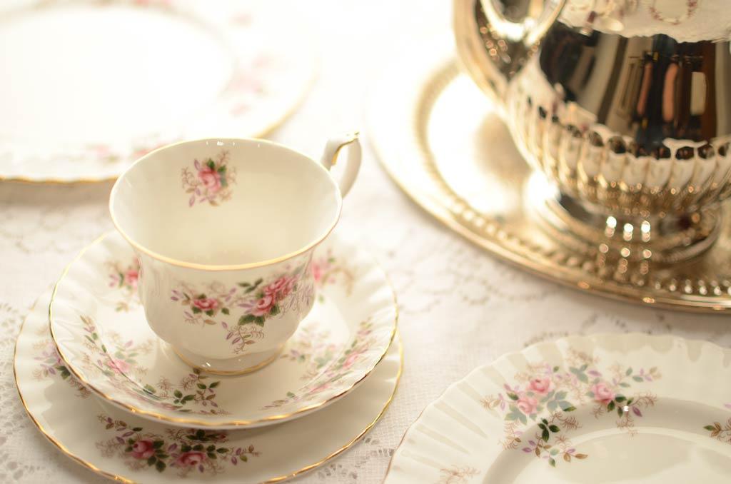 Visitation Tea for Fairlawn's Seniors