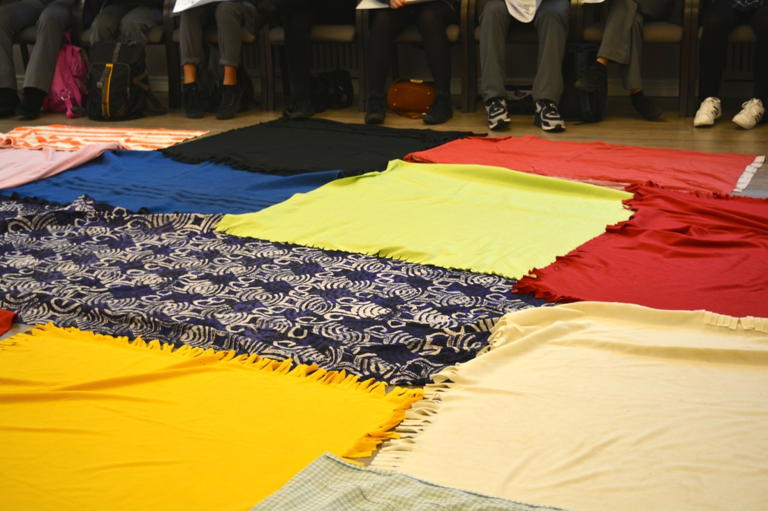 Blanket Exercise & History of Indigenous Rights