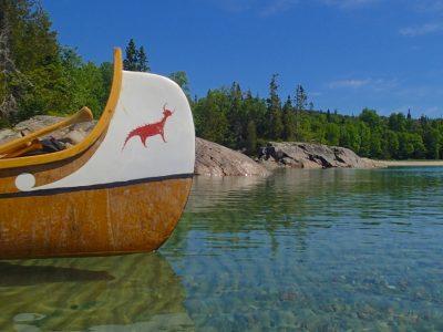 canoe-superior