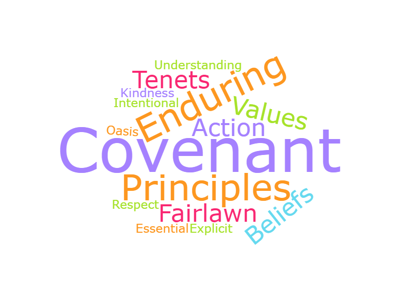 Crafting Fairlawn Covenant