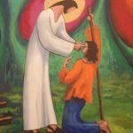 Jesus heals Bartimaeus