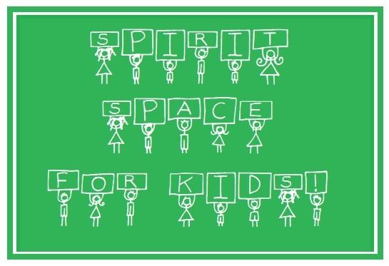 Spirit Space for Kids! Returns