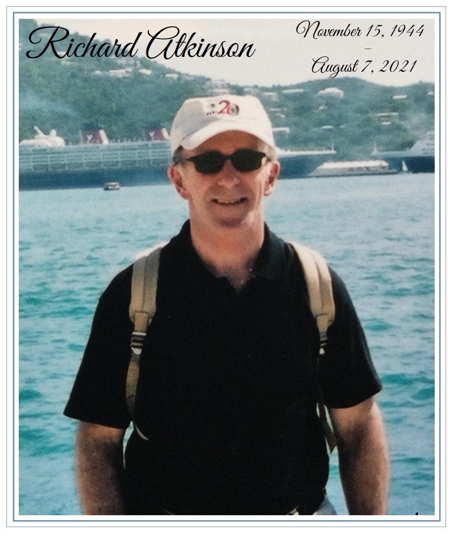 Funeral Service Richard Atkinson
