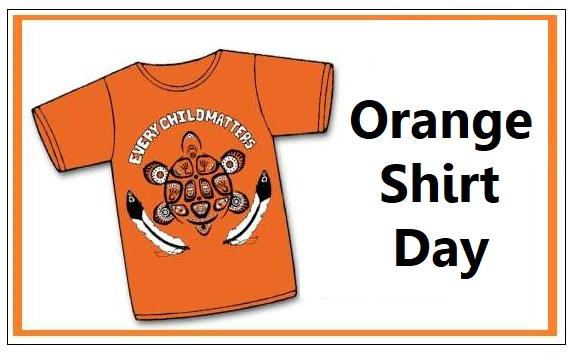 Orange Shirt Day at Fairlawn